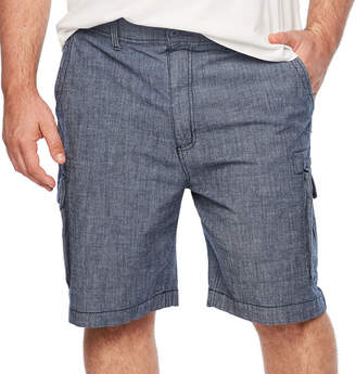 Co THE FOUNDRY SUPPLY The Foundry Big & Tall Supply Mens Stretch Cargo Short Big and Tall