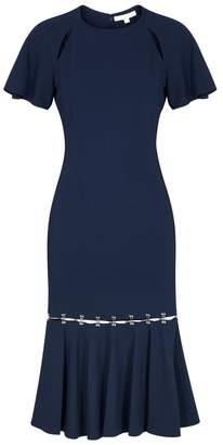 Jonathan Simkhai Navy Flared Dress