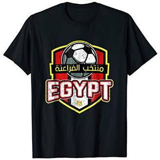 Egypt Football Flag World Soccer Cup Jersey 2018 Shirt