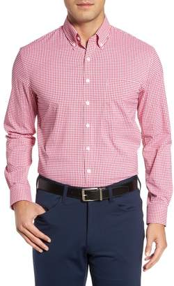 Bobby Jones Ramsey Easy Care Gingham Sport Shirt