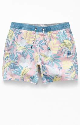 "Party Pants Cut Up 16"" Swim Trunks"
