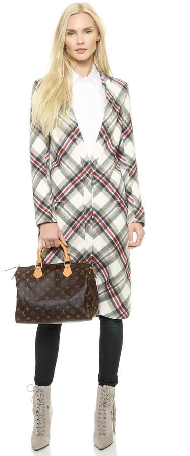 What Goes Around Comes Around Louis Vuitton Monogram Speedy 30 Bag 5