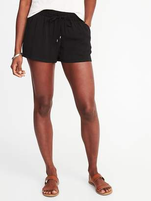 Old Navy Mid-Rise Soft Shorts for Women
