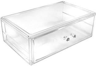 Sorbus Makeup Storage Case Display, 1 Drawer