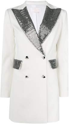 Genny blazer party dress
