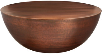 Moe's Home Collection Conga Coffee Table Copper
