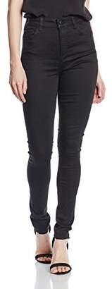 Bench Women's JG Everythingsok Stretch High Waist Slim Jeans,(Manufacturer Size:24/32)