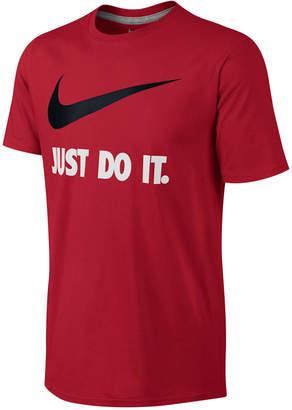 Nike Men's Just Do it Swoosh T-Shirt