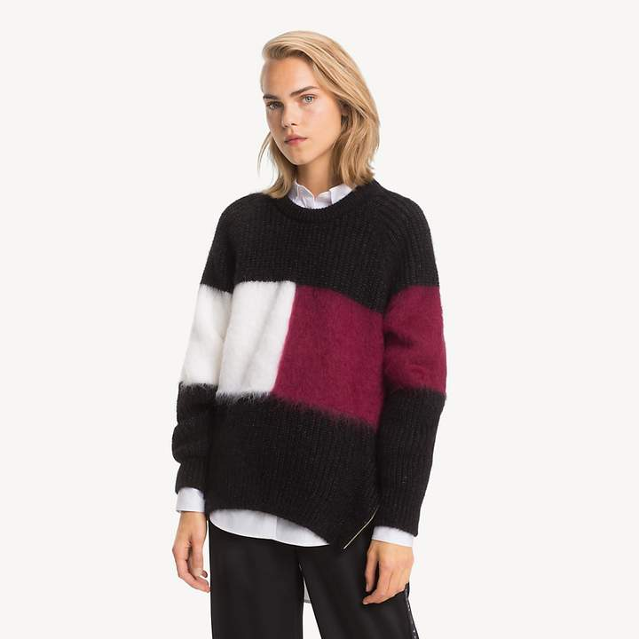 Tommy Icons Flag Jumper
