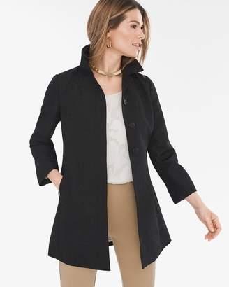 Pleat-Back Jacket