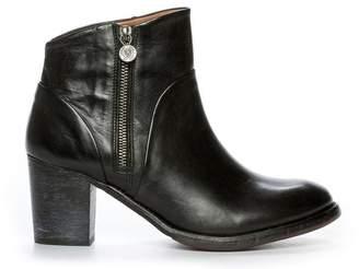 Sneaky Steve Londonworks LONDONWORKS Eagle Mid Black Leather - 36