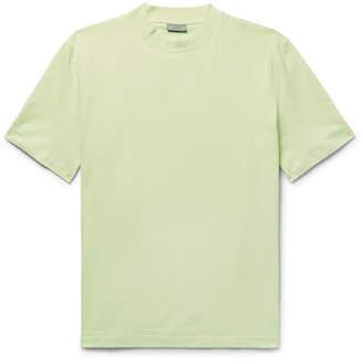 Lanvin Logo-Print Cotton-Jersey T-Shirt
