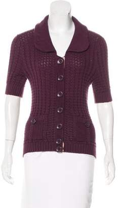 Marc by Marc Jacobs Knit Button-Up Cardigan