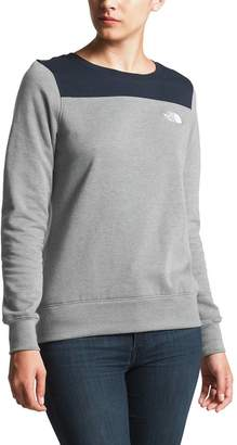 The North Face Half Dome Fleece Crew Pullover Sweatshirt - Women's