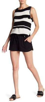 BB Dakota Drawstring Waist Shorts