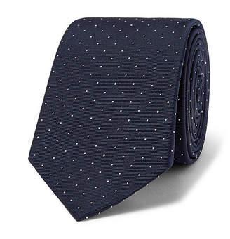 Paul Smith 6cm Pin-Dot Silk-Faille Tie