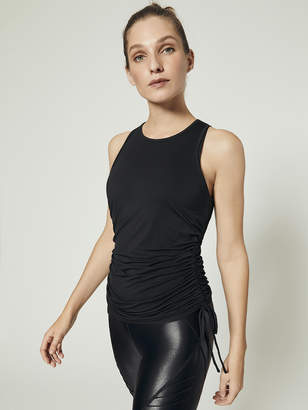 Slinky Ruched Tank