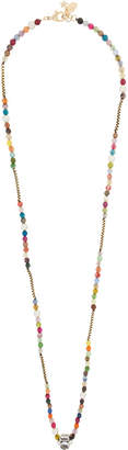 Rada' Radà long beaded necklace