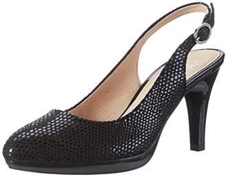 Caprice 29607, Women's Wedge Heels Sandals,(38.5 EU)