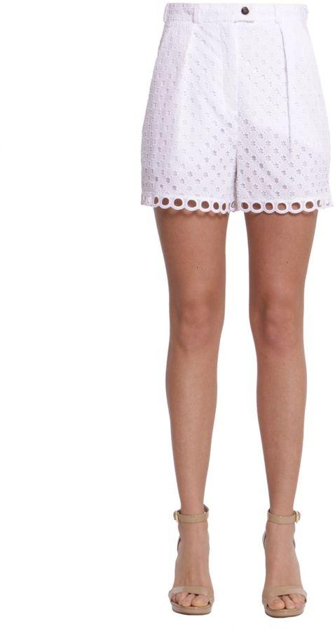 CarvenLace Shorts