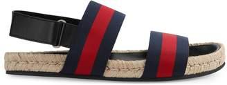 Gucci Web strap sandal