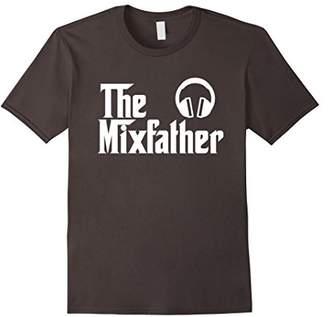Jockey The Mix Father Funny Disk DJ T-Shirt Gift