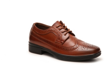 Deer Stags Ace Boys Toddler & Youth Wingtip Oxford