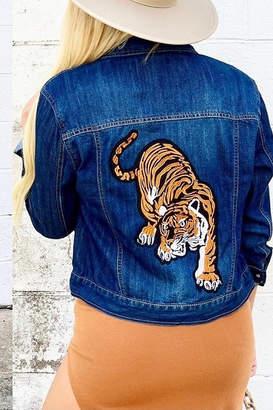 Bella Bella Crouching Tiger Jacket