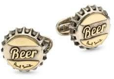 Paul Smith Beer Bottle Top Cufflinks