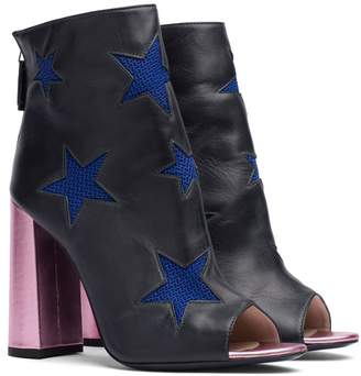 Tommy Hilfiger Mesh Star Ankle Boot