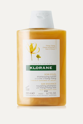 Klorane Sun Radiance Nourishing Shampoo, 200ml - Colorless