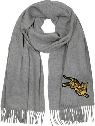 5f336b885 Womens Grey Scarf - ShopStyle UK