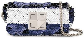 Sonia Rykiel small sequinned crossbody bag