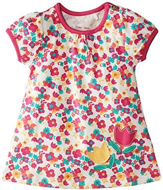 Clearance Low Shipping Kite Baby-Girls Tulip Tunic and Legging Set Floral Round Collar Short Sleeve Clothing Set Perfect Online Free Shipping Clearance OetHJ