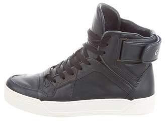 3962011f348 Gucci Blue Rubber Sole Men s Shoes