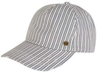 Billabong Striped Distressed Cap