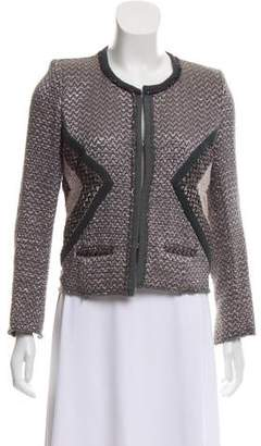 Isabel Marant Metallic Tweed Jacket