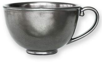 Juliska Pewter Stoneware Tea Cup