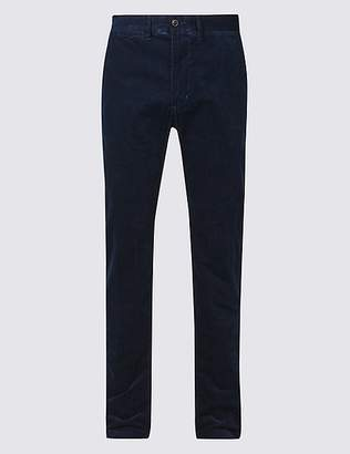 Marks and Spencer Straight Fit Corduroy with Stretch