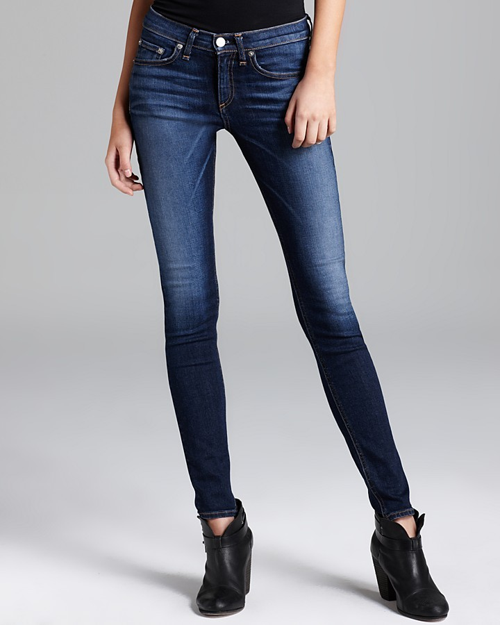 Rag and Bone Jeans - The High Rise Skinny in Cheshire