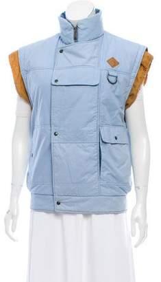 Gucci Utility Puffer Vest