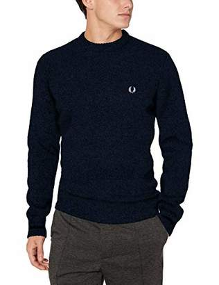 Fred Perry Men's Tipped Crew Neck Jumper