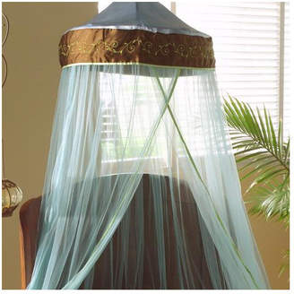 Bacati Botanika Bed Canopy