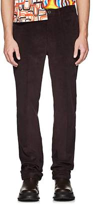 Prada Men's Cotton Corduroy 5-Pocket Trousers