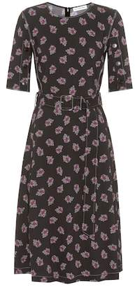 Altuzarra Elena printed cady dress