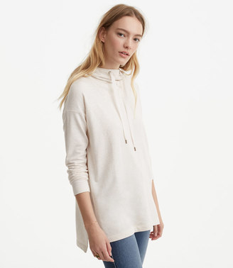 Lou & Grey Signaturesoft Hoodie Tunic $59.50 thestylecure.com