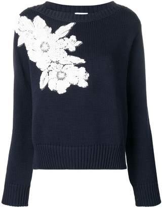 P.A.R.O.S.H. sequin-embellished jumper