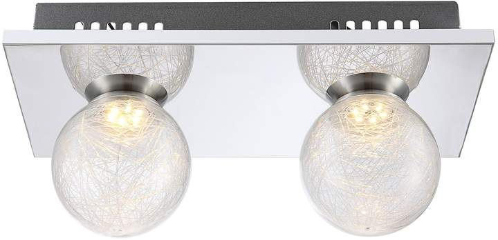 Globo Lighting EEK A+, LED-Wandleuchte Sakeka