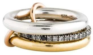 Spinelli Kilcollin Diamond Libra Ring