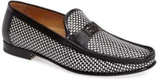 Mezlan Hallman Woven Loafer